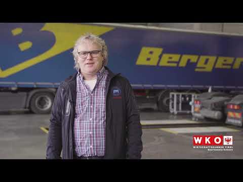 Firma Berger Truck Service - Vorstellung