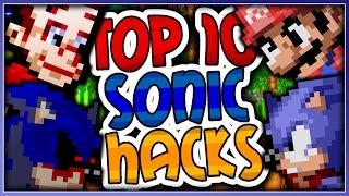 Top 10: Sonic Rom Hacks! | Das Beste vom Schlechtesten