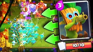 HOW MANY IS IT!? • Clash Royale Dart Goblin!