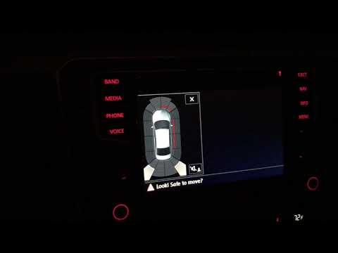 2017 Volkswagen Passat Collision Warning Malfunction