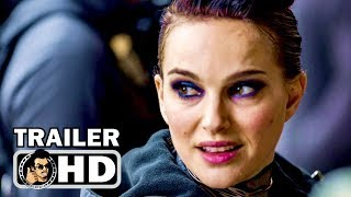 VOX LUX Teaser Trailer (2018) Natalie Portman Drama Movie