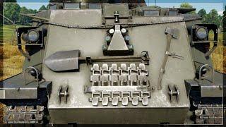 SWEDISH WAR BATTLE BUS (War Thunder)