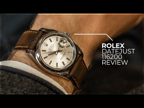 You Need A Rolex Datejust! - Rolex Datejust 116200 Your Next Watch: WatchGecko Review