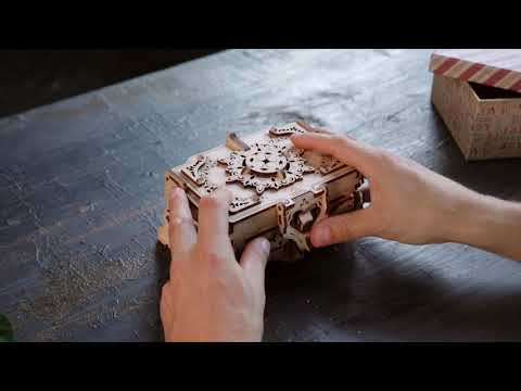 ugears-mechanical-model-|-antique-box-wooden-puzzle-and-construction-kit-for-self-assembly