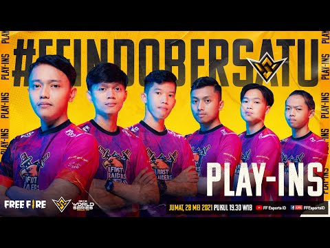[ID] Free Fire World Series 2021 Singapore Play-ins