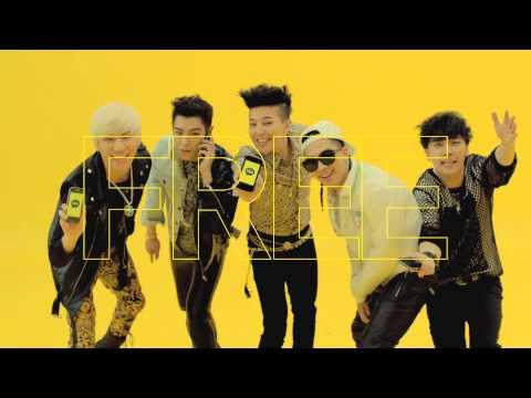 20130410 BIGBANG KakaoTalk TVCF For Indonesia Free Chat