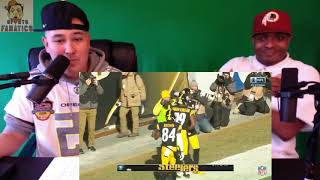 Jaguars vs Steelers | Reaction | AFC Divisional Playoff Game Highlights