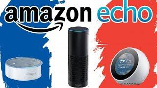 AMAZON ECHO...CORICO ! -50 % pour l'ASSISTANT enfin FRANCAIS !