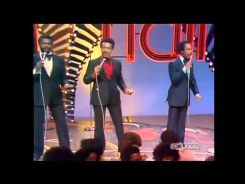 HAROLD MELVIN AND THE BLUE NOTES TO BE TRUE SOUL TRAIN.