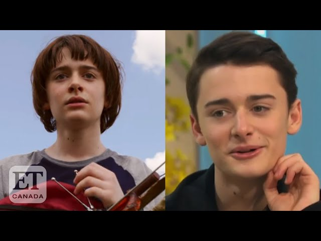 Noah Schnapp On 'Stranger Things' Ending