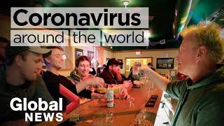 Coronavirus around the world: May 14, 2020