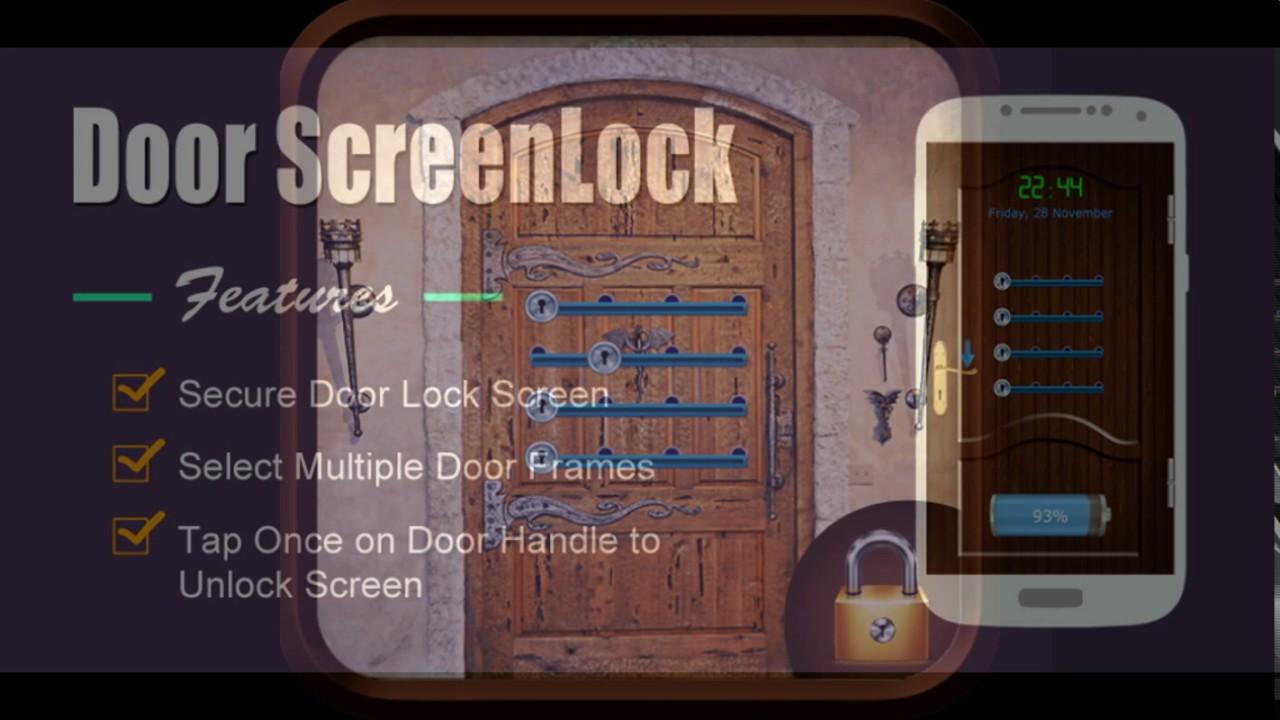 Unlock Screen Door Womenofpowerfo