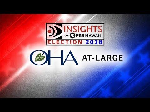 INSIGHTS ON PBS HAWAI'I: OHA At-Large | Program