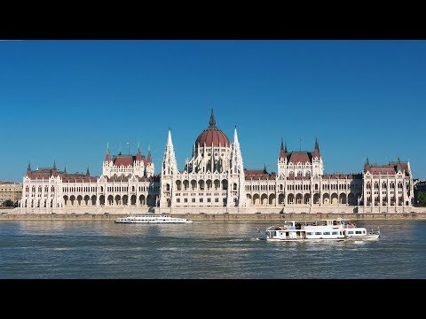 Budapest, the Pearl of Danube river