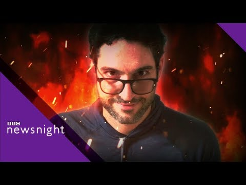 A message from Tom Ellis to Lucifer fans – BBC Newsnight