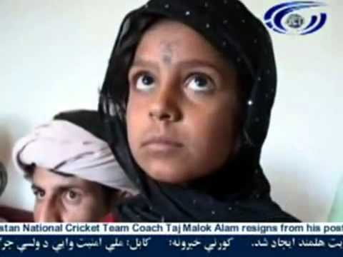 Child Marriage in Afghanistan 7 y old bride, 17 y old groom