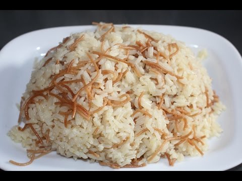 Rice With Fried  Noodles (Dominican Recipe)| Recipes From A Small Kitchen