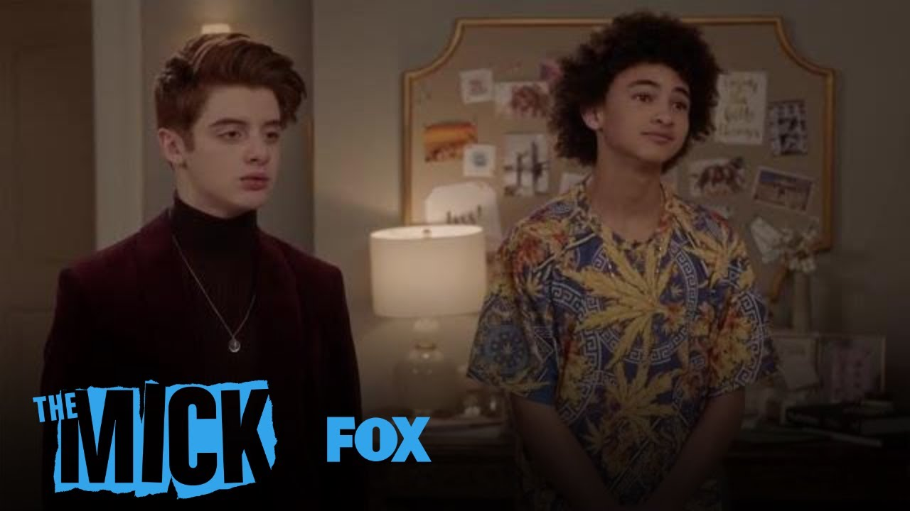 Sabrina Wants Chip & His Friend To Change Their Outfits | Season 2 Ep. 16 | THE MICK