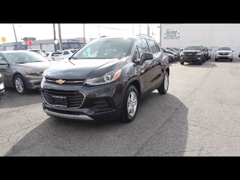 2017 Chevrolet Trax LT - FULL TOUR & START UP.