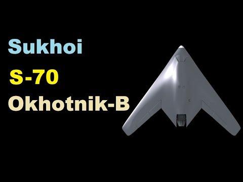 Sukhoi S-70 Okhotnik-B Havalandı!