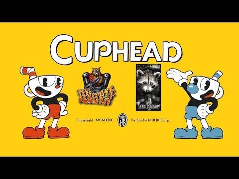 Cuphead Прохождение без урона на 100% (все монетки, все звёзды) PC Rus