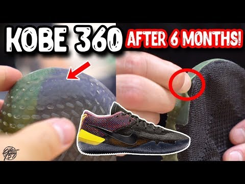 Kobe AD NXT 360 REVISITED! After 6 Months!