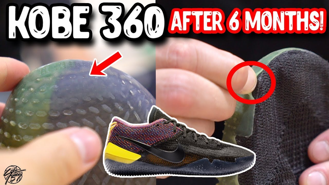 newest 0d365 7ec5a Kobe AD NXT 360 REVISITED! After 6 Months!