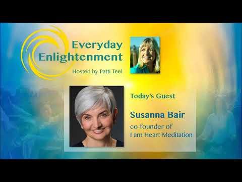 iamHeart Co-Founder Susanna Bair Explains the Power of Heart Centered Meditation
