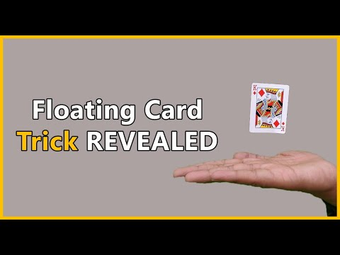 hqdefault How To Make Magic Tricks With Cards
