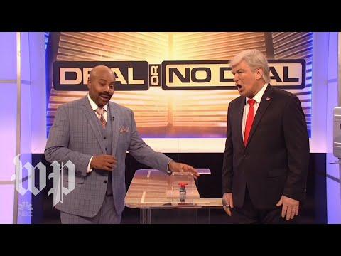 SNL mocks Trump's shutdown deal-making Mp3