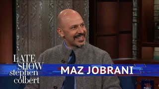 Maz Jobrani: Be Wary Of Trump's Opinions On Iran