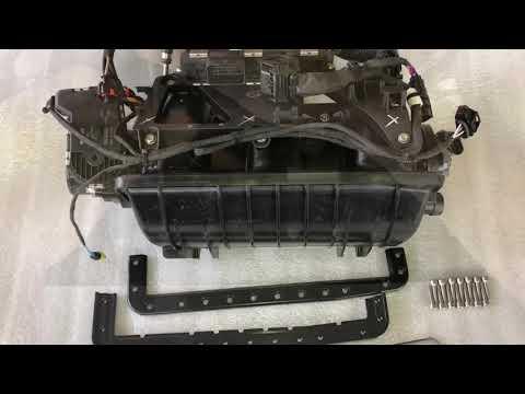 Seadoo 300 intake manifold brace for high boost HD
