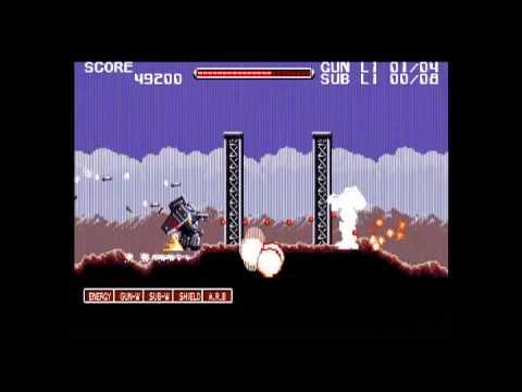 Night Slave (PC-98) - Gameplay (RESUBIDO)