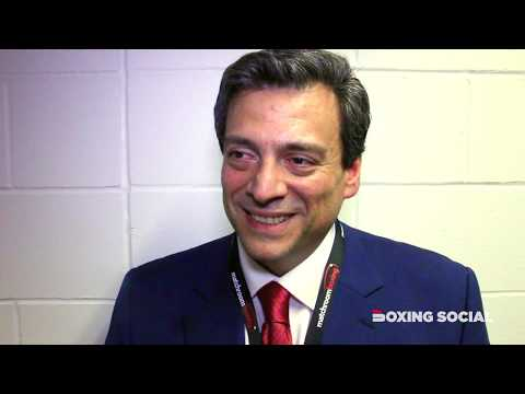 """""""I UNDERSTAND DILLIAN WHYTE'S POSITION!"""" MAURICIO SULAIMAN ON EDWARDS-MORENO, MIKEY GARCIA & CBP"""