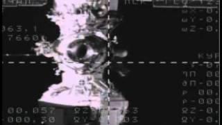 Soyuz TMA-22 Expedition 29 docking timelapse