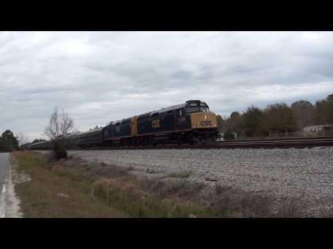 Trains in Waycross Georgia 3 December 2016 1