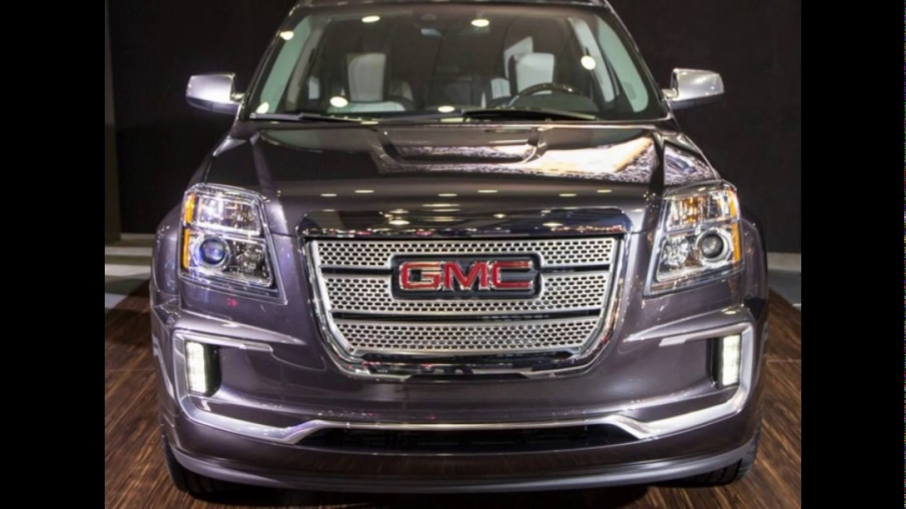 2018 gmc envoy release date. interesting gmc 20192018 gmc terrain denali  suv concept release date changes throughout 2018 gmc envoy release date