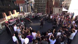 Jay-Z - On To The Next One (Live @ Late Show with David Letterman) [TheSuperHD Video]