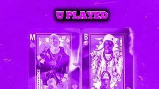 Moneybagg Yo Ft. Lil Baby- U Played (SLOWED DOWN) Prod. By DJ LeanBoy