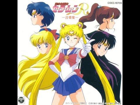 ABERTURA - Sailor Moon - Rede Manchete