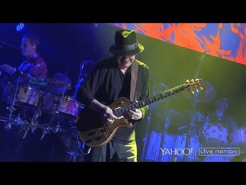 Santana - Incident at Neshabur (Live In Las Vegas 2015)