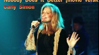 Nobody Does It Better [Movie Version] - Carly Simon