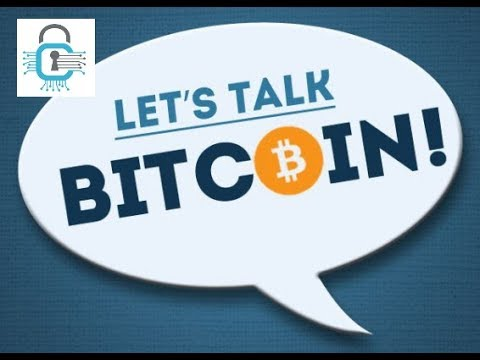 Let's Talk About Bitcoin...QnA Series!!!