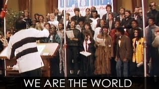 "USA For Africa - ""We Are The World"" - Official Video -  Enhanced - HD"