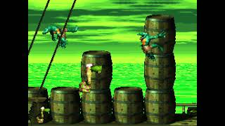[TAS] SNES Donkey Kong Country 2: Diddy's Kong Quest by hidaigai, Comicalflop, Doot[...] in 37:29.39