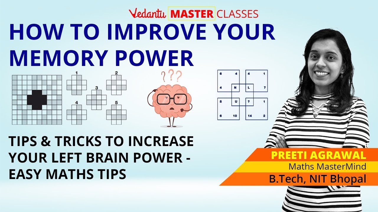 How to Improve Your Memory Power | Tips & Tricks to Increase