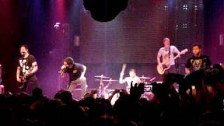 A Day To Remember - Over My Head (Cable Car) (AWESOME QUALITY! Live, Cleveland, OH)