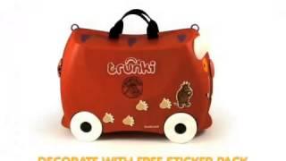 Детский чемодан на колесиках  Trunki Gruffalo(, 2014-04-25T12:56:42.000Z)
