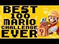 BEST 100 MARIO CHALLENGE EVER!