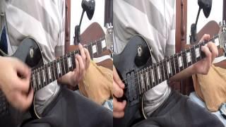 Maná - Ángel de amor (guitar cover) Jp